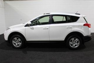 2013 Toyota RAV4 ALA49R GX AWD White 6 Speed Sports Automatic Wagon
