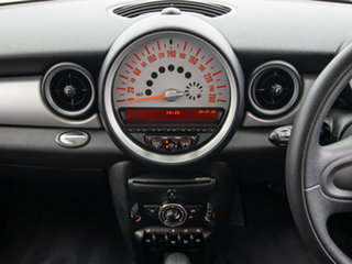 2013 Mini Cooper R56 MY13 White 6 Speed Automatic Hatchback