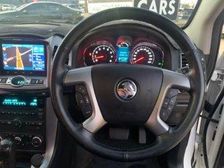 2014 Holden Captiva 7 - LTZ White Sports Automatic Wagon