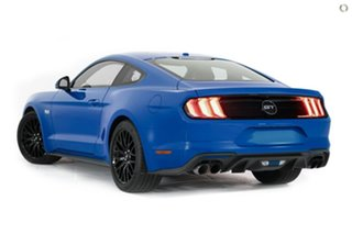 2020 Ford Mustang FN 2020MY GT Fastback SelectShift RWD Blue 10 Speed Sports Automatic Fastback.