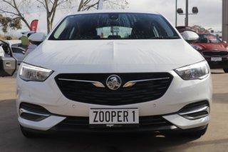 2018 Holden Commodore ZB MY18 LT Liftback White 9 Speed Sports Automatic Liftback.