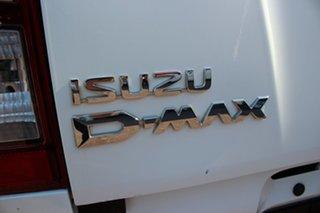2014 Isuzu D-MAX MY14 SX Crew Cab White 5 Speed 5 SP AUTOMATIC Crew Cab Utility