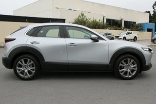 2020 Mazda CX-30 CX-30A G25 Touring (AWD) Sonic Silver 6 Speed Automatic Wagon.