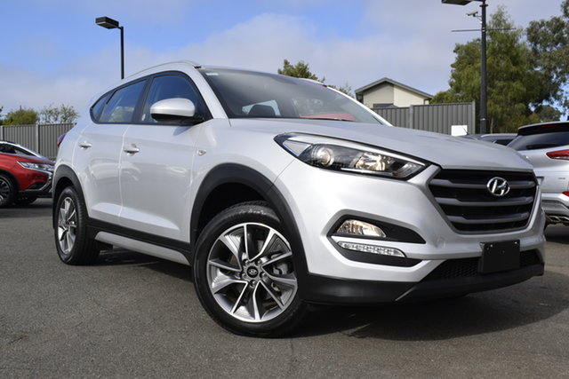 Used Hyundai Tucson TL MY18 Active X 2WD, 2017 Hyundai Tucson TL MY18 Active X 2WD Silver 6 Speed Sports Automatic Wagon