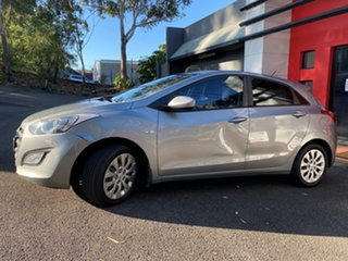 2015 Hyundai i30 GD3 Series II MY16 Active Grey 6 Speed Manual Hatchback