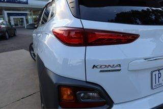 2019 Hyundai Kona OS.2 MY19 Highlander D-CT AWD Chalk White 7 Speed Sports Automatic Dual Clutch