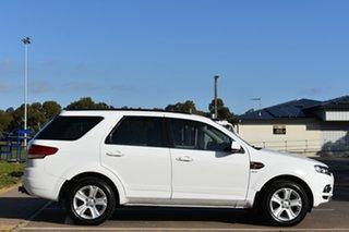 2014 Ford Territory SZ TX Seq Sport Shift AWD White 6 Speed Sports Automatic Wagon.