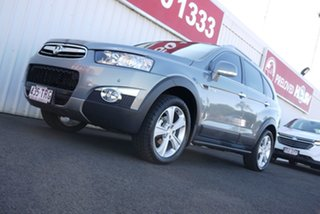 2012 Holden Captiva CG Series II 7 AWD LX 6 Speed Sports Automatic Wagon.