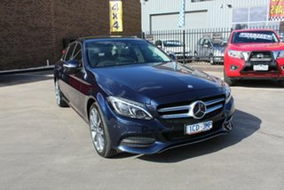 2014 Mercedes-Benz C250 205 BlueTEC Blue 7 Speed Automatic Sedan.