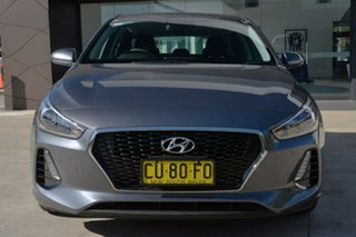 2018 Hyundai i30 PD MY18 Go Grey 6 Speed Sports Automatic Hatchback