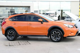 2014 Subaru XV G4X MY14 2.0i-S Lineartronic AWD Tangerine Orange 6 Speed Constant Variable Wagon