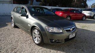 2012 Holden Commodore VE II MY12 Equipe Sportwagon Grey 6 Speed Sports Automatic Wagon.
