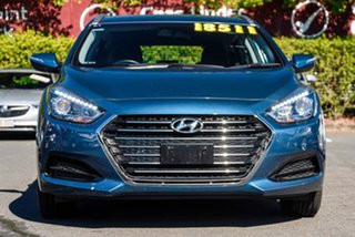 2016 Hyundai i40 VF4 Series II Active Tourer Blue 6 Speed Sports Automatic Wagon
