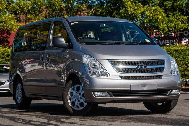 Used Hyundai iMAX TQ-W MY15 , 2015 Hyundai iMAX TQ-W MY15 Silver 4 Speed Automatic Wagon