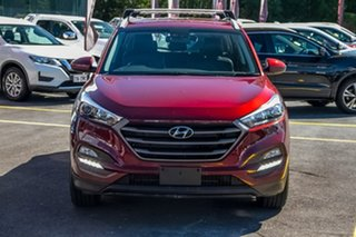 2015 Hyundai Tucson TL Active X 2WD Burgundy Red 6 Speed Sports Automatic Wagon