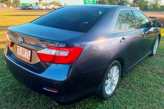 2017 Toyota Aurion GSV50R AT-X Blue 6 Speed Sports Automatic Sedan.