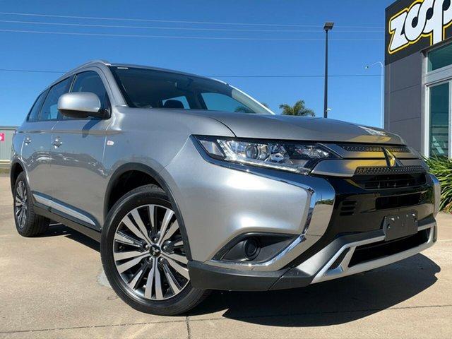 Used Mitsubishi Outlander ZL MY18.5 ES 2WD, 2018 Mitsubishi Outlander ZL MY18.5 ES 2WD Silver 6 Speed Wagon