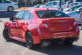 2019 Subaru WRX V1 MY19 AWD Red 6 Speed Manual Sedan.