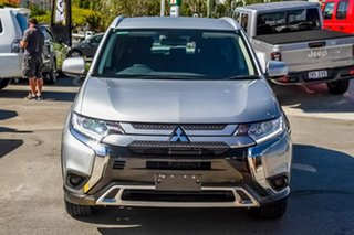 2019 Mitsubishi Outlander ZL MY20 ES 2WD ADAS Silver 6 Speed Constant Variable Wagon