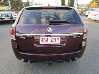 2013 Holden Commodore VE II MY12.5 SV6 Sportwagon Z Series Burgundy 6 Speed Sports Automatic Wagon