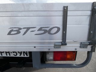2010 Mazda BT-50 UNY0W4 DX 4x2 Grey 5 Speed Manual Cab Chassis