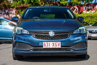 2016 Holden Astra BK MY17 R Blue 6 Speed Sports Automatic Hatchback