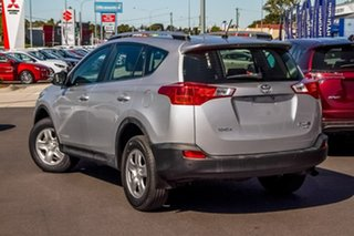 2015 Toyota RAV4 ALA49R MY14 GX AWD Silver 6 Speed Sports Automatic Wagon