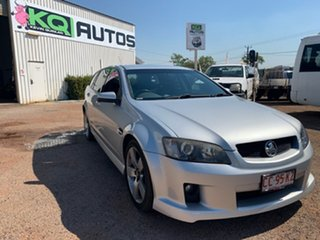 2009 Holden Commodore VE MY09.5 SS V Sportwagon Silver 6 Speed Sports Automatic Wagon.