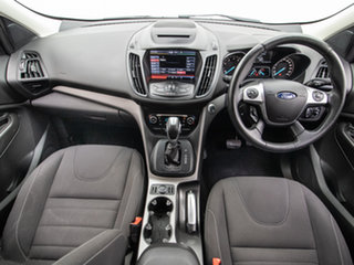 2016 Ford Kuga TF MK 2 Ambiente (FWD) Silver 6 Speed Automatic Wagon