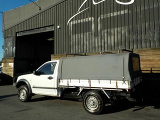 2005 Holden Rodeo RA MY05 LX 4x2 White 5 Speed Manual Cab Chassis
