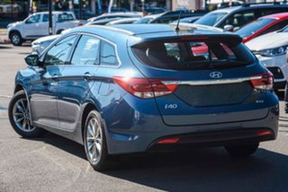 2016 Hyundai i40 VF4 Series II Active Tourer Blue 6 Speed Sports Automatic Wagon.