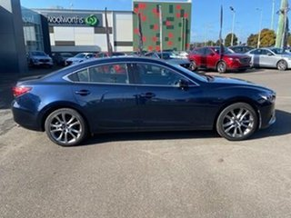 2017 Mazda 6 GL1031 GT SKYACTIV-Drive Blue 6 Speed Sports Automatic Sedan.