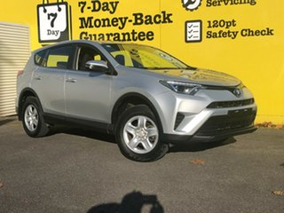 2015 Toyota RAV4 ASA44R GX AWD Silver 6 Speed Sports Automatic Wagon