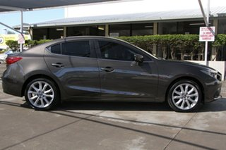 2014 Mazda 3 BM5236 SP25 SKYACTIV-MT Titanium Flash 6 Speed Manual Sedan.