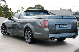 2014 Holden Ute VF MY14 SS V Ute Prussian Steel 6 Speed Manual Utility.