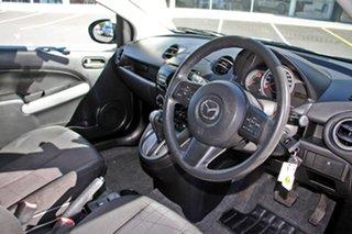 2012 Mazda 2 DE10Y2 MY12 Neo White 4 Speed Automatic Hatchback