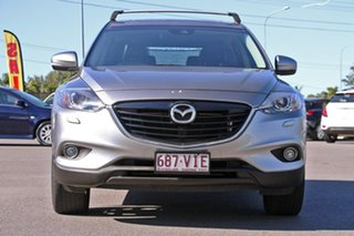 2014 Mazda CX-9 TB10A5 Grand Touring Activematic AWD Silver 6 Speed Sports Automatic Wagon