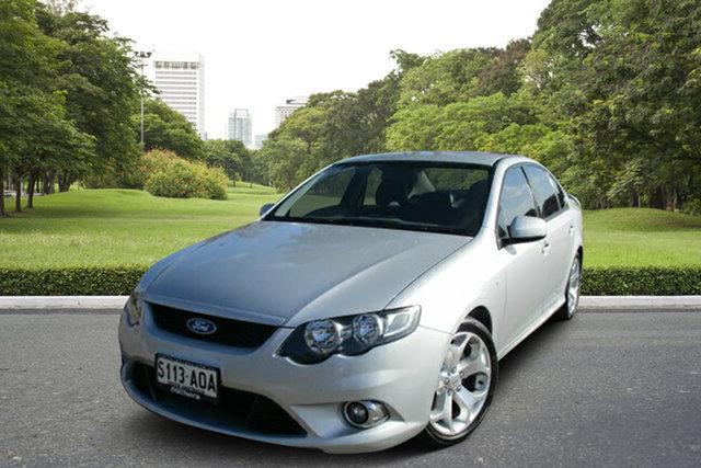 Used Ford Falcon FG XR6 Limited Edition, 2011 Ford Falcon FG XR6 Limited Edition Silver 6 Speed Sports Automatic Sedan