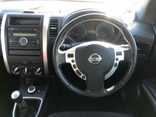 2012 Nissan X-Trail T31 Series IV ST Black 6 Speed Manual Wagon.