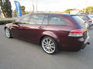 2013 Holden Commodore VE II MY12.5 SV6 Sportwagon Z Series Burgundy 6 Speed Sports Automatic Wagon.
