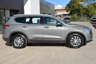2019 Hyundai Santa Fe TM MY19 Active Grey 8 Speed Sports Automatic Wagon.