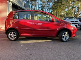 2011 Chery J1 S2X Red 5 Speed Manual Hatchback.