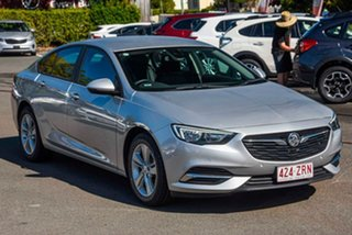 2018 Holden Commodore ZB MY18 LT Liftback Silver 9 Speed Sports Automatic Liftback.