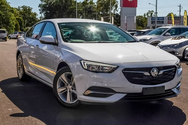 Used Holden Commodore ZB MY19 LT Liftback, 2018 Holden Commodore ZB MY19 LT Liftback White 9 Speed Sports Automatic Liftback
