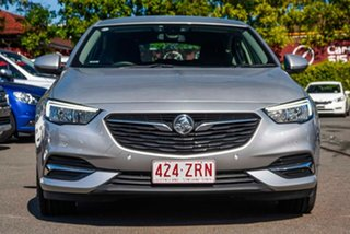 2018 Holden Commodore ZB MY18 LT Liftback Silver 9 Speed Sports Automatic Liftback