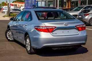 2017 Toyota Camry ASV50R Altise Ocean Mist 6 Speed Sports Automatic Sedan.