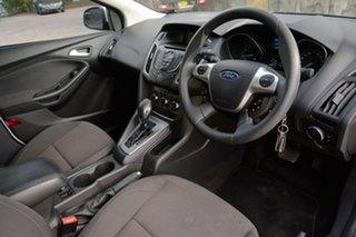 2013 Ford Focus LW MkII Trend PwrShift White 6 Speed Sports Automatic Dual Clutch Hatchback