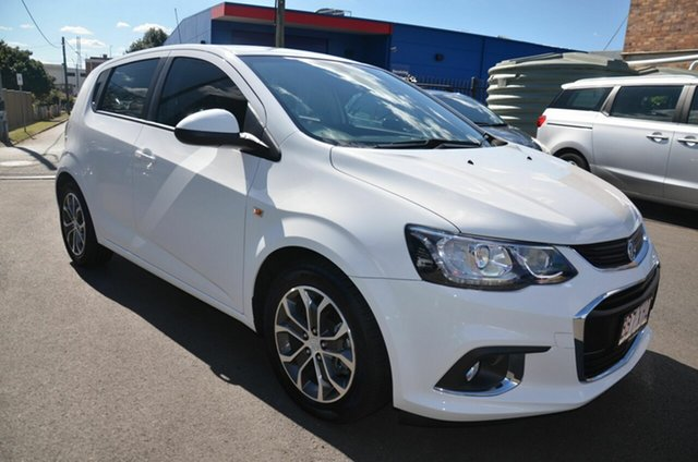 Used Holden Barina TM MY17 LS Toowoomba, 2017 Holden Barina TM MY17 LS White 6 Speed Automatic Hatchback