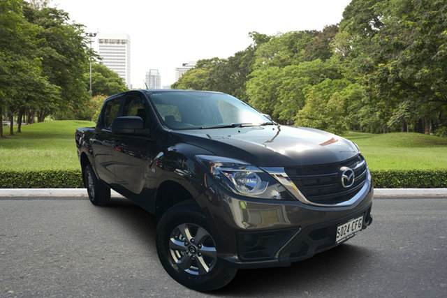Used Mazda BT-50 UR0YG1 XTR 4x2 Hi-Rider, 2019 Mazda BT-50 UR0YG1 XTR 4x2 Hi-Rider Titanium Flash 6 Speed Sports Automatic Utility