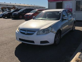 2007 Holden Epica EP CDXi Silver 5 Speed Automatic Sedan
